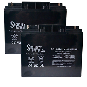 RBC BATTERY REPLACEMENTS FOR UPS